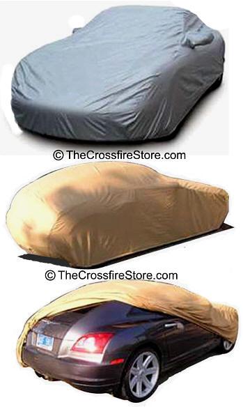 Chrysler Crossfire Oem Car Cover